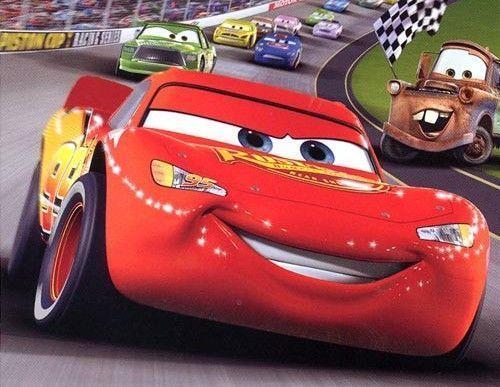 Cars les bagnoles page 2 - Image de flash mcqueen ...